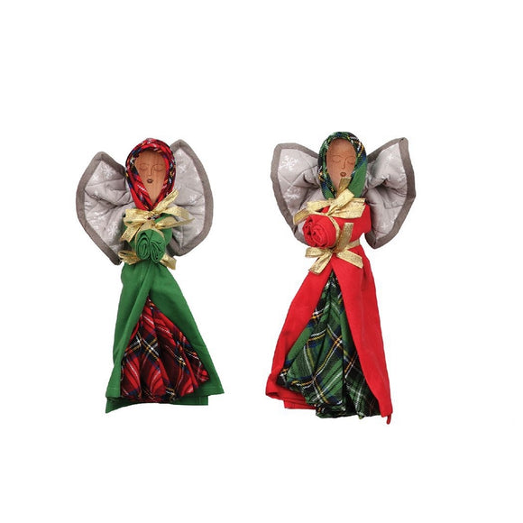 Plaid Kitchen Angel Gift Set