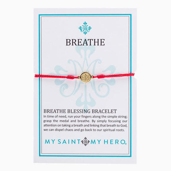 Breathe Blessing Bracelet (B-BRG-106)