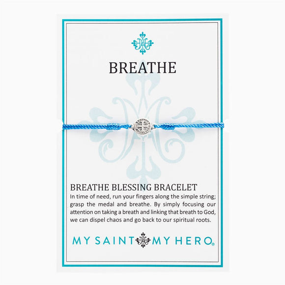 Breathe Blessing Bracelet (14001BL)