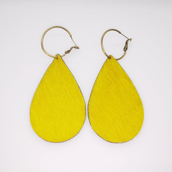 Teardrop Earrings - MA (32076)
