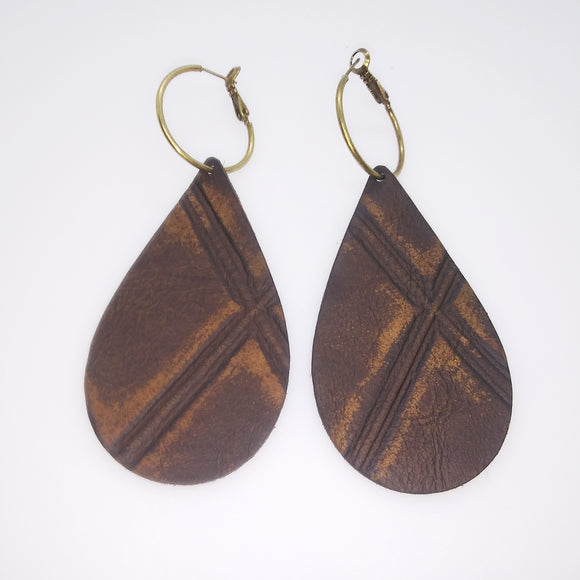 Teardrop Earrings  - DBD (32078)