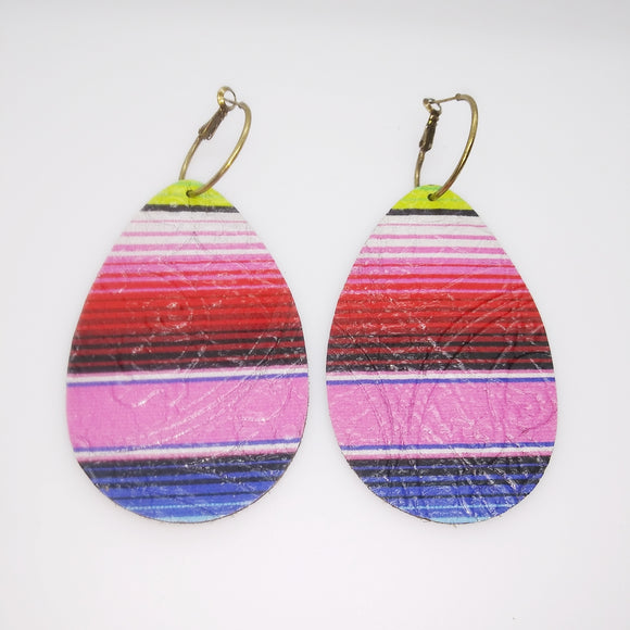 Teardrop Earrings - PS (32080)