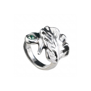 Leaves (Ring) (ANI0545VRDMTL)