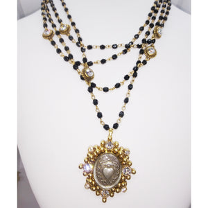 Crystal Necklace (31727)