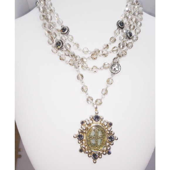 Crystal Necklace (31728)