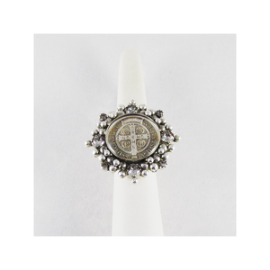 San Benito Cloister (Ring, Silver) (R:C-BS-A1-RSWx)