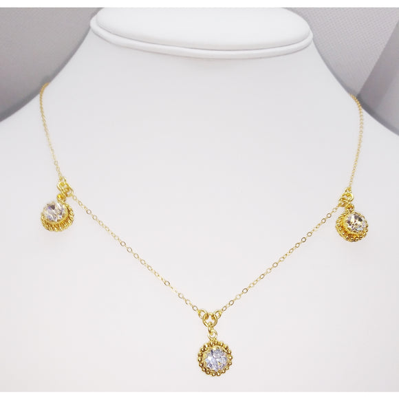 Crystal Necklace (31734)