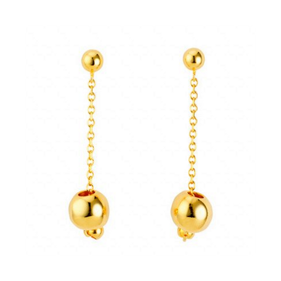 In Love (Earrings, Gold) (PEN0593ORO0000U)