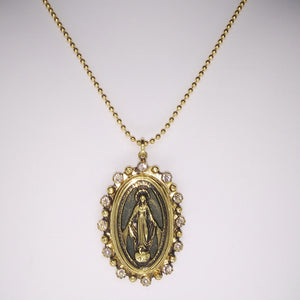 Milagrosa Necklace (N:MM-bg-a1-bcs)