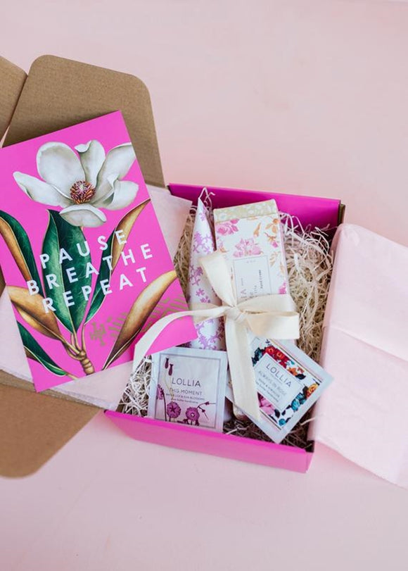 CALMING Gift & Care Package (10SCK1)