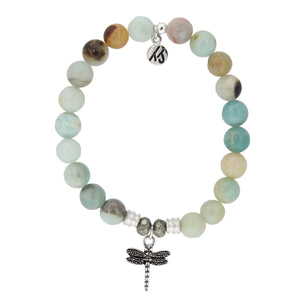 Amazonite - Dragonfly (TJ10038)