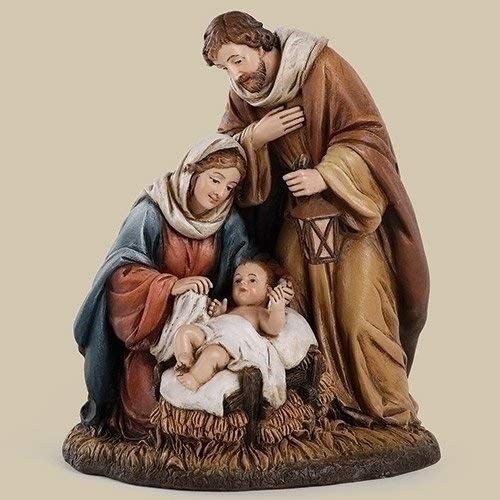 Holy Family w/baby