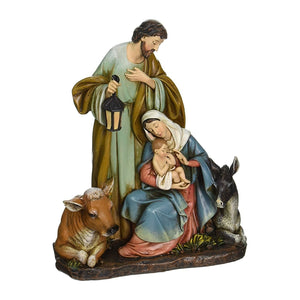 Holy Family with Animals