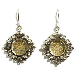 Petite Cloister Earrings (E:PC-BS-A1)