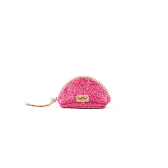 Hottie Glitz Small Dome Cosmetic (7352)