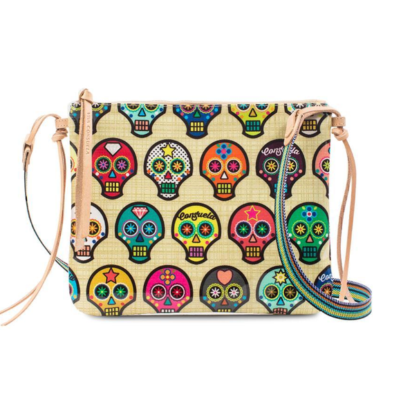 Sugar Skulls Crossbody (6891)