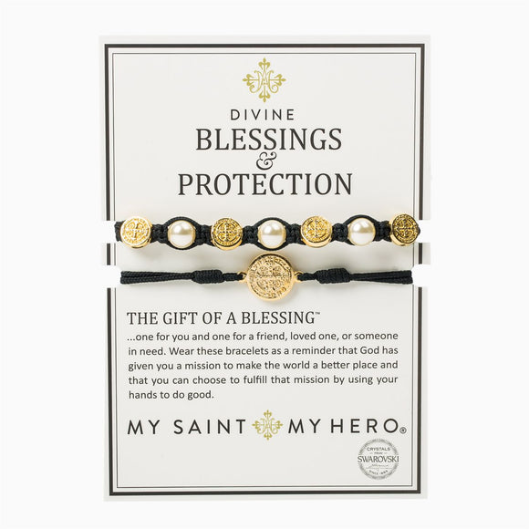 Divine Blessings and Protection, Gold (DBP-G-101)