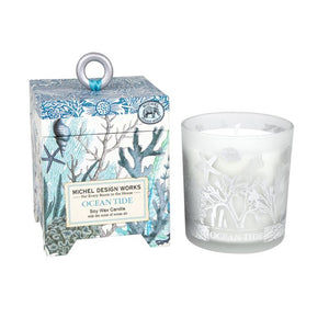 Ocean Tide Soy Wax Candle