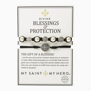 Divine Blessings and Protection, Silver (DBP-S-101)