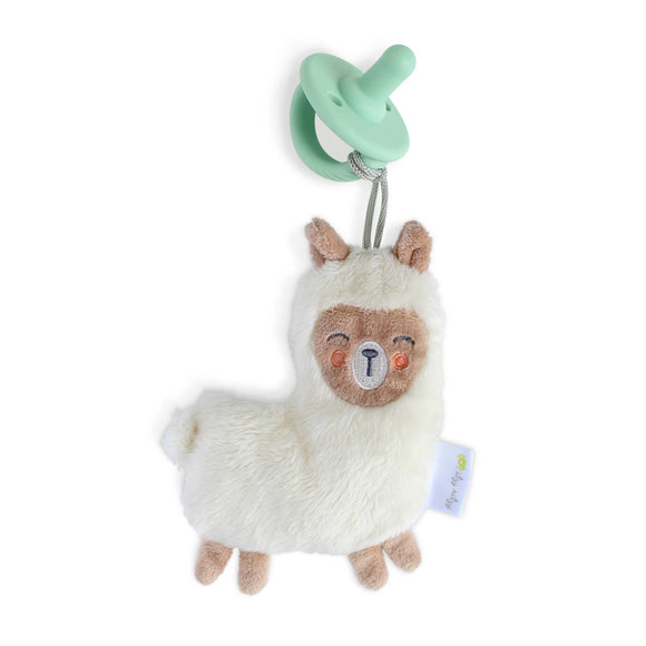 Llama Sweetie Pal™ Pacifier & Stuffed Animal