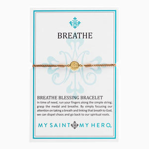 Breathe Blessing Bracelet (B-BRG-122)