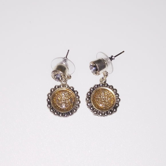 San Benito Magdalena Earrings (E:SBMP-bs-a1)