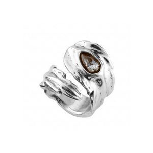 Look at Me (Ring, Grey) (ANI0579GRSMTL0L)