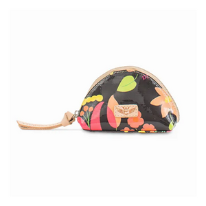 Neon Floral Small Dome Cosmetic (7518)