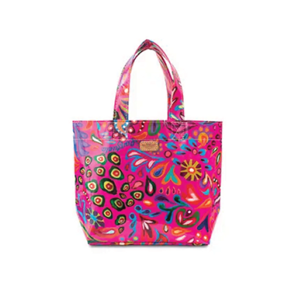 Pink Swirly Mini Bag (7633)