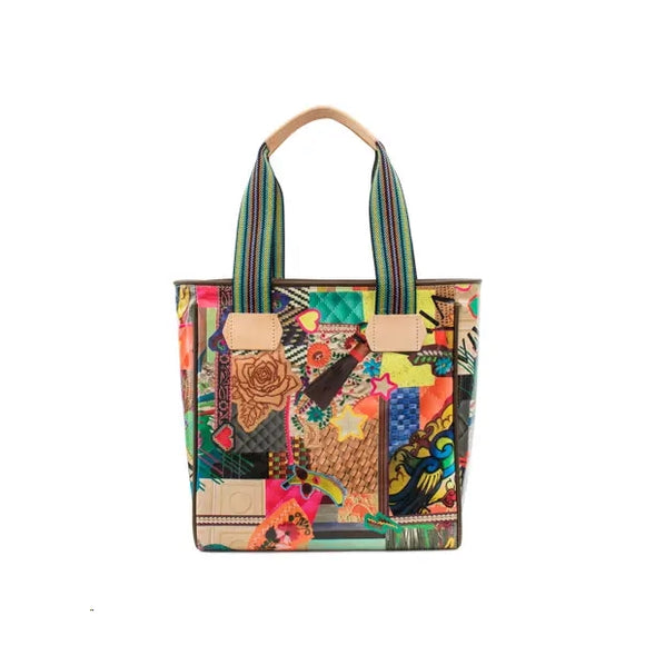 Patches Classic Tote (6294)