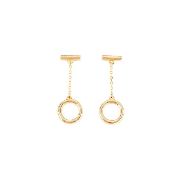 On/Off Earrings (PEN0690ORO0000U)