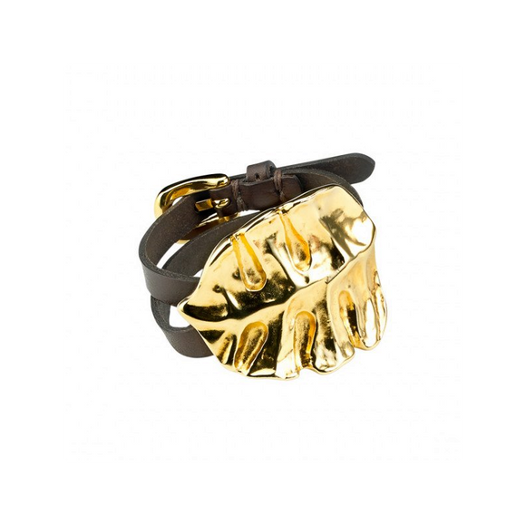 Leaves, Gold (Bracelet) (PUL1681MARORO0M)