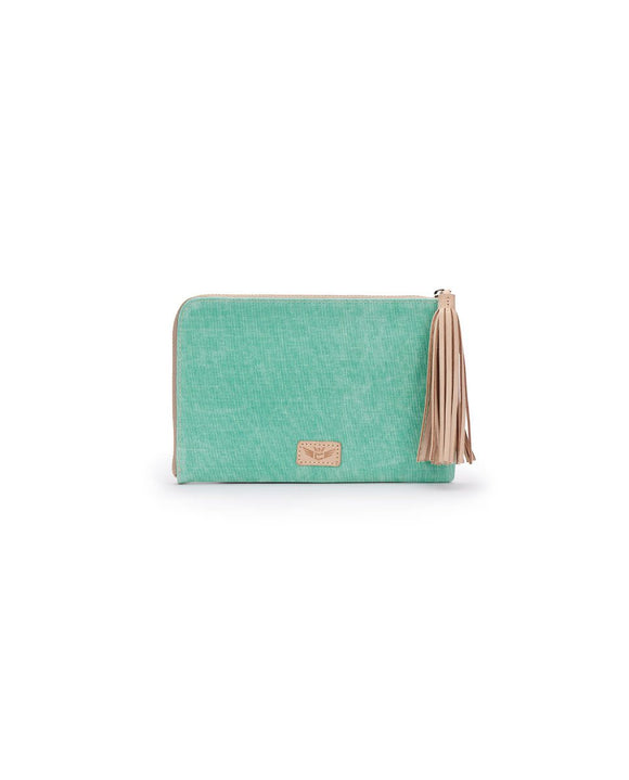 Agnes L-Shaped Clutch (9151)