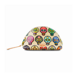 Sugar Skulls Medium Domed Cosmetic (7450)