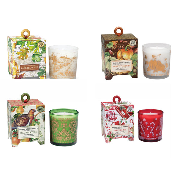 Soy Wax Candles (CAN3)