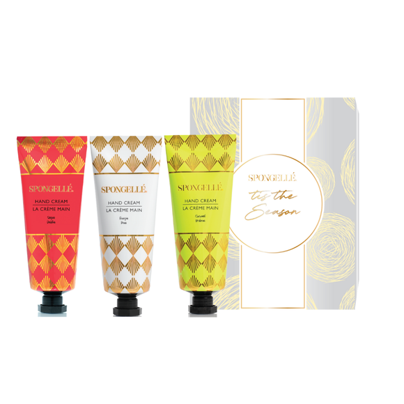 Let it Snow Hand Cream Trio Set 1 (AST-GSHOLHC-LIS1)