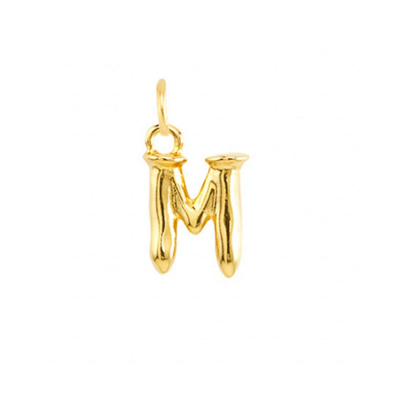 Little Letter m, gold (CHA0039ORO0000U)