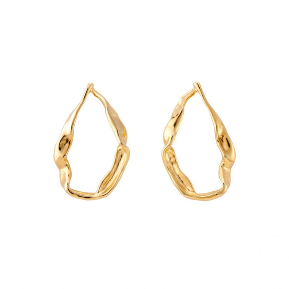 Tide/Marea (Earrings, Gold) (PEN0627ORO0000U)