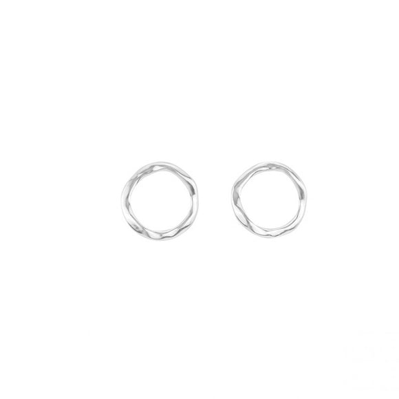 Running in Circles Earrings (PEN0635MTL0000U)