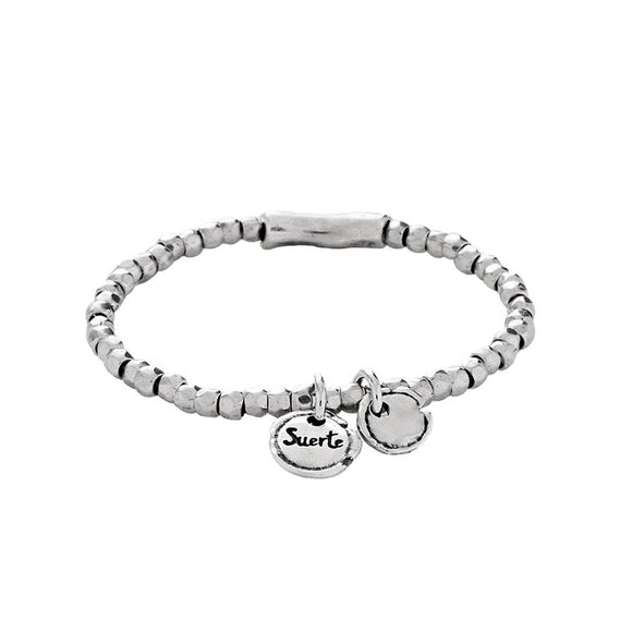 Certificated Luck (Bracelet) (PUL1597MTL)
