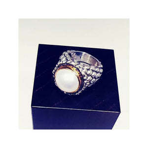 Pemegranate Pearl Ring (RBP8026)