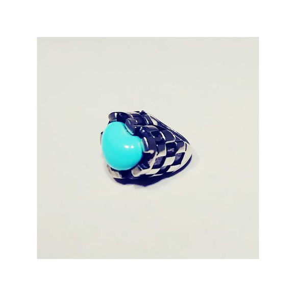 Checkerboard Ring (RS8263)