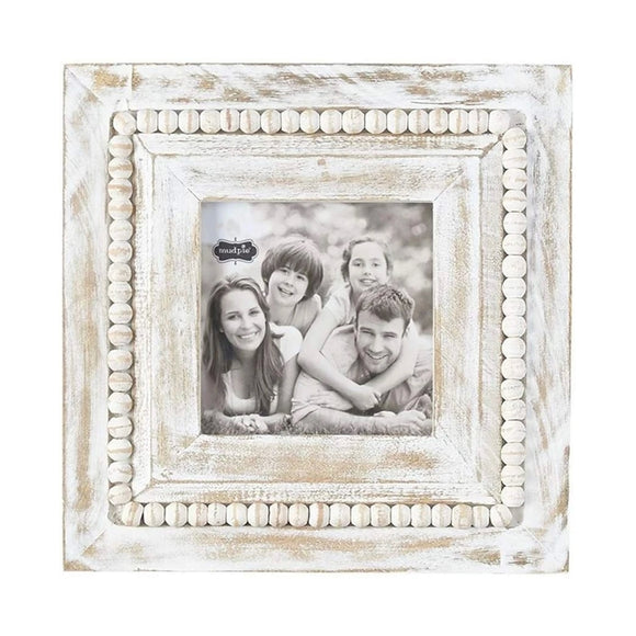 Square Beaded Frame