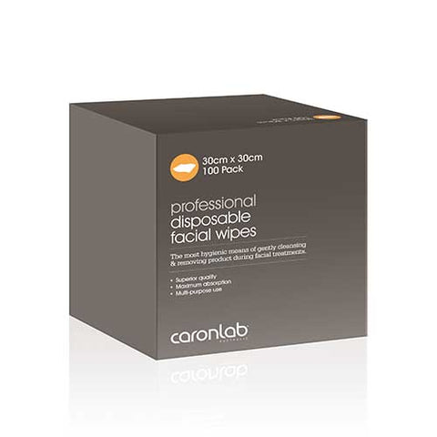 CARONLAB Professional Disposable Facial Wipes