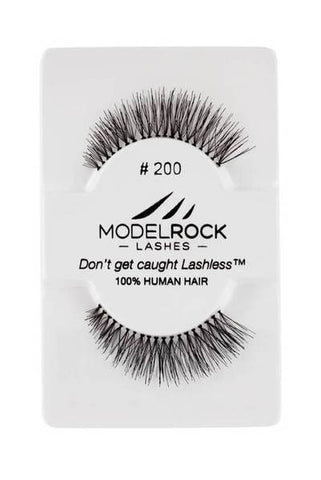 MODELROCK Lashes #200
