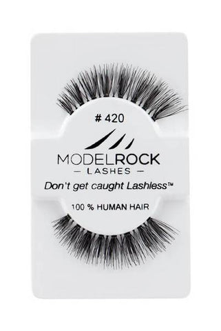 MODELROCK Lashes #420