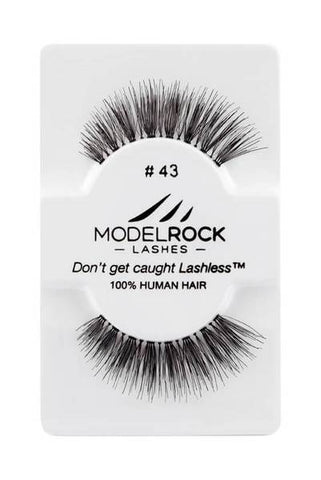 MODELROCK Lashes #43