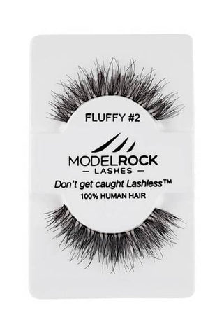 MODELROCK Lashes Fluffy #2