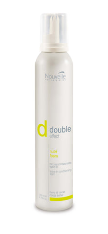 NOUVELLE Double Effect Nutri Foam