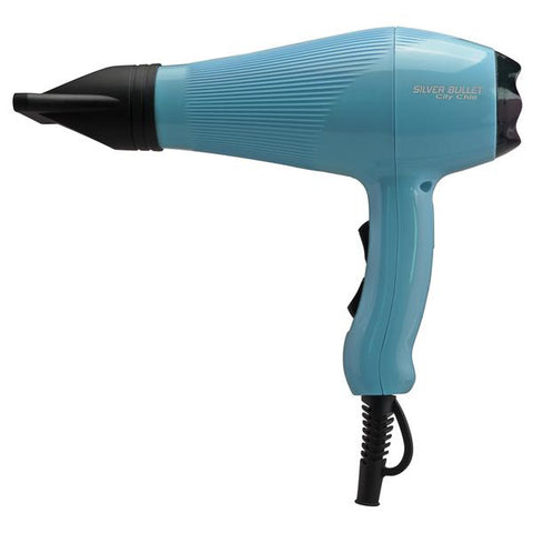 SILVER BULLET City Chic Professional Hair Dryer Aqua